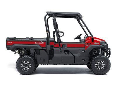 2017 Kawasaki Mule PRO-FX EPS LE Side x Side Utility Vehicles Elyria, OH