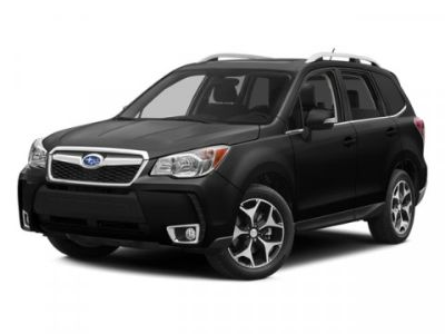 2014 Subaru Forester 2.0XT Touring (Marine Blue Pearl)