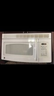 GE microwave- Price reduced
