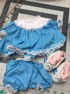 Handmade 18 Doll Outfit and Shoes