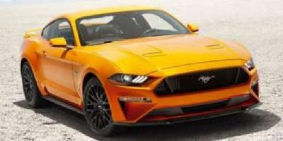 2019 Ford Mustang EcoBoost EcoBoost