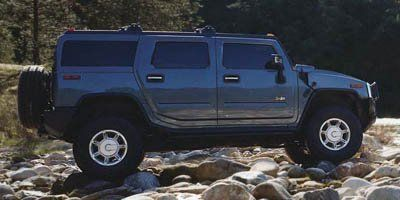 2007 HUMMER H2 Base (All Terrain Blue)