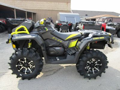 2018 Can-Am Outlander X mr 1000R Utility ATVs Brookfield, WI
