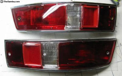 911 912 Tail Light Taillights-Pair-Refurbished