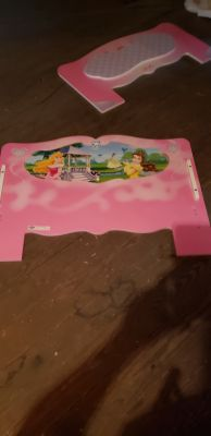 Princess bed great condition..