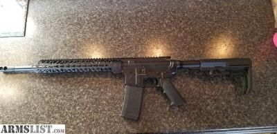 For Sale/Trade: 5.56 AR15