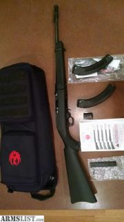 For Sale: 10-22 Tactical takedown