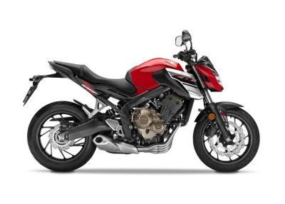 2018 Honda CB650F Sport Motorcycles New Bedford, MA