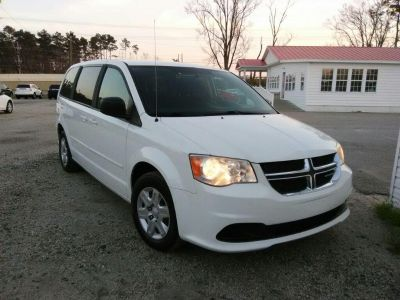 2011 Dodge Grand Caravan Express (White)