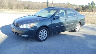 2003 Toyota Camry LE V6 (Green)
