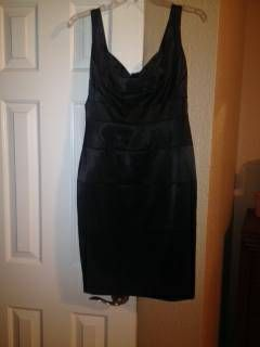 Elegant and Sexy Black Formal Party Dress