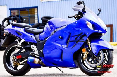 2007 Suzuki HAYABUSA LIMITED EDITION Competition/Off Road Motorcycles Houston, TX