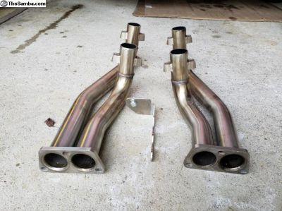 Type 4 IV Vintage Speed CJ Headers