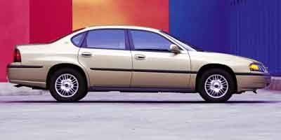 2001 Chevrolet Impala Base (Medium Bronzemist Metallic)