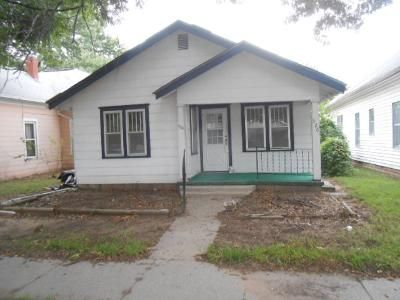 2 Bed 1 Bath Foreclosure Property in Arkansas City, KS 67005 - N 5th St