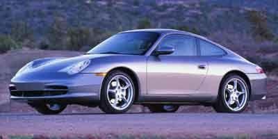2004 Porsche 911 Carrera (GT Silver Metallic)