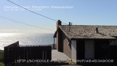 Vacation rental with amazing Ocean front view!