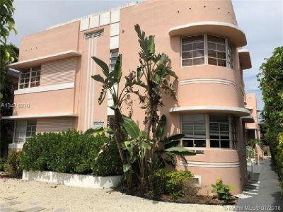Miami Beach: 0/1 Attractive studio (Euclid Ave., 33139)