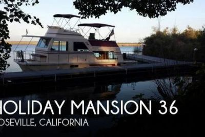 1990 Holiday Mansion 36 Super-Barracuda