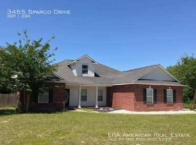 Single-family home Rental - 3455 Sparco Drive
