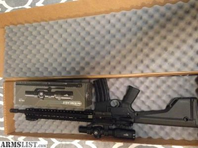 For Sale/Trade: Spr ar15 build/vortex strike eagle 1-6