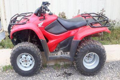 2011 Honda TRX420FM Utility ATVs Eastland, TX