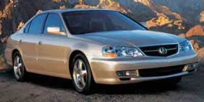 2002 Acura TL 3.2 (Red)