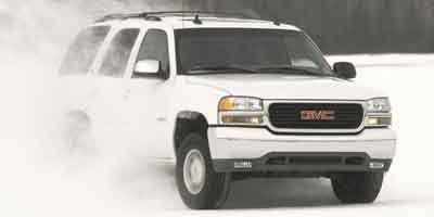2004 GMC Yukon SLT (Silver Birch Metallic)