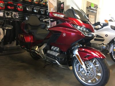 2018 Honda Gold Wing Tour DCT Touring Motorcycles Saint George, UT