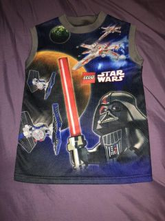 LEGO Star Wars shirt size size 6/7 $2.00, located in Bethlehem. Cross posted.