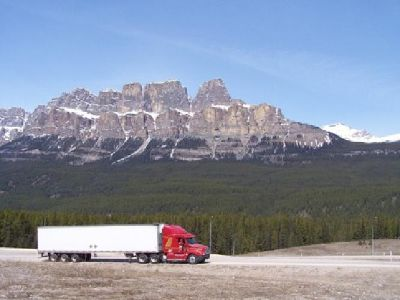 Fifty Years of Trucking