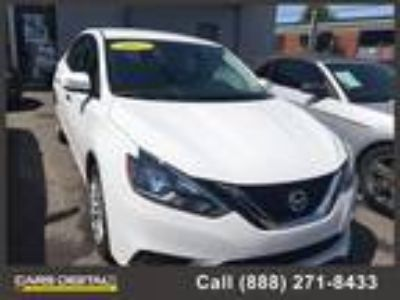 2017 NISSAN Sentra with 45706 miles!