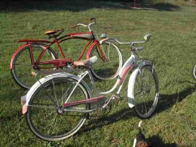 $400 TOO COOL 1963 bike like new (hazel green)
