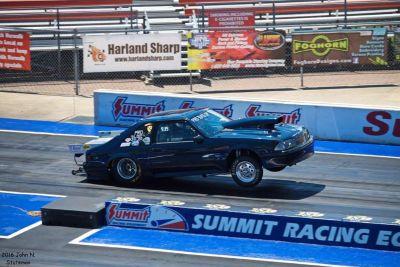 89 Mustang GT 6.0 cert