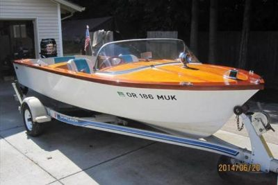 1960 Carver Runabout