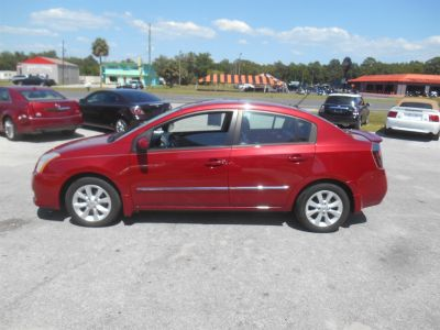 2011 Nissan Sentra 2.0 (Red)