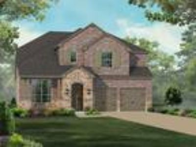 The Plan 535 by Highland Homes: Plan to be Built