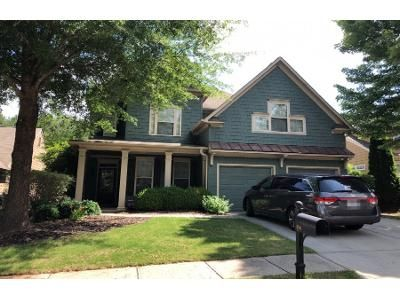 4 Bed 3 Bath Preforeclosure Property in Canton, GA 30114 - Downing Creek Trl