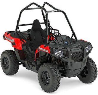 2017 Polaris Ace 500 Sport-Utility ATVs Castaic, CA
