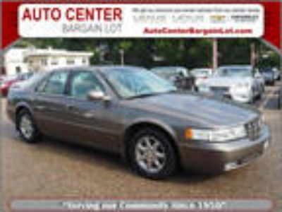 used 2000 Cadillac Seville for sale.