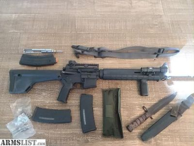 For Sale: CMMG Mk4 A4
