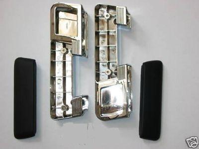 Sell 62-67 Rear Armrest & Base Nova, Chevelle, Cutlass motorcycle in Lakeland, Florida, US, for US $85.00