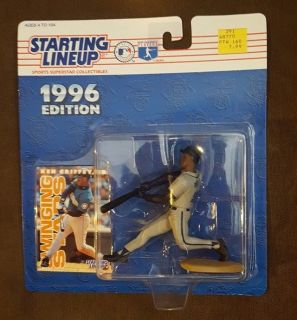 *** KEN GRIFFEY JR. 1996 Starting Lineup Collectible Figurine ***
