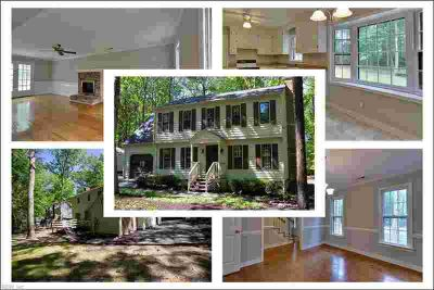14008 Autumn Woods RD Midlothian Four BR, Charming and clean