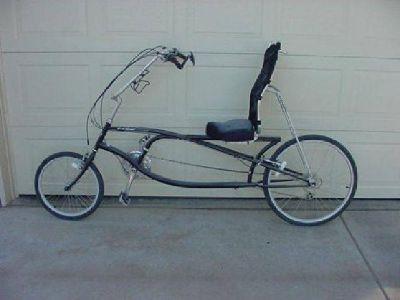 $750 Recumbant Bicycle For Sale (Alamogordo, NM)
