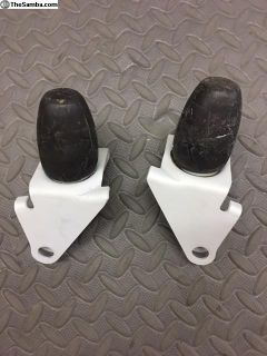 Set of Rear Bump Stops for 1964 Convertable