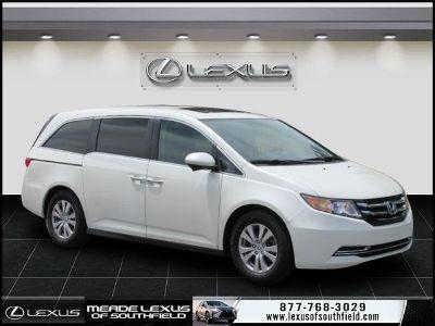 2016 Honda Odyssey EX-L w/DVD (White)