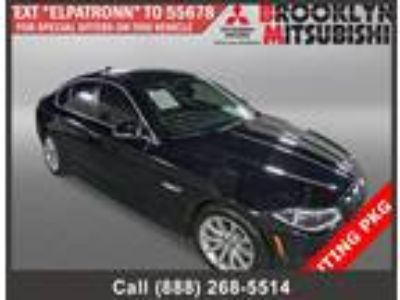 $28994.00 2015 BMW 5 Series with 30445 miles!