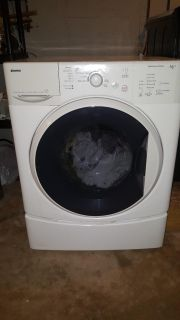 Great working Kenmore washer and dryer. Older but love these machines