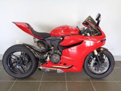 2014 Ducati Superbike 1199 Panigale SuperSport Motorcycles Houston, TX